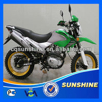 The Best Popular Looking High Power Dirt Bike Chinese Motorcycle 250CC (SX250-9A)