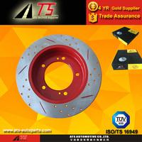 anti rust brake rotor Rain proof advanced red coating rust protection proof rotor brake