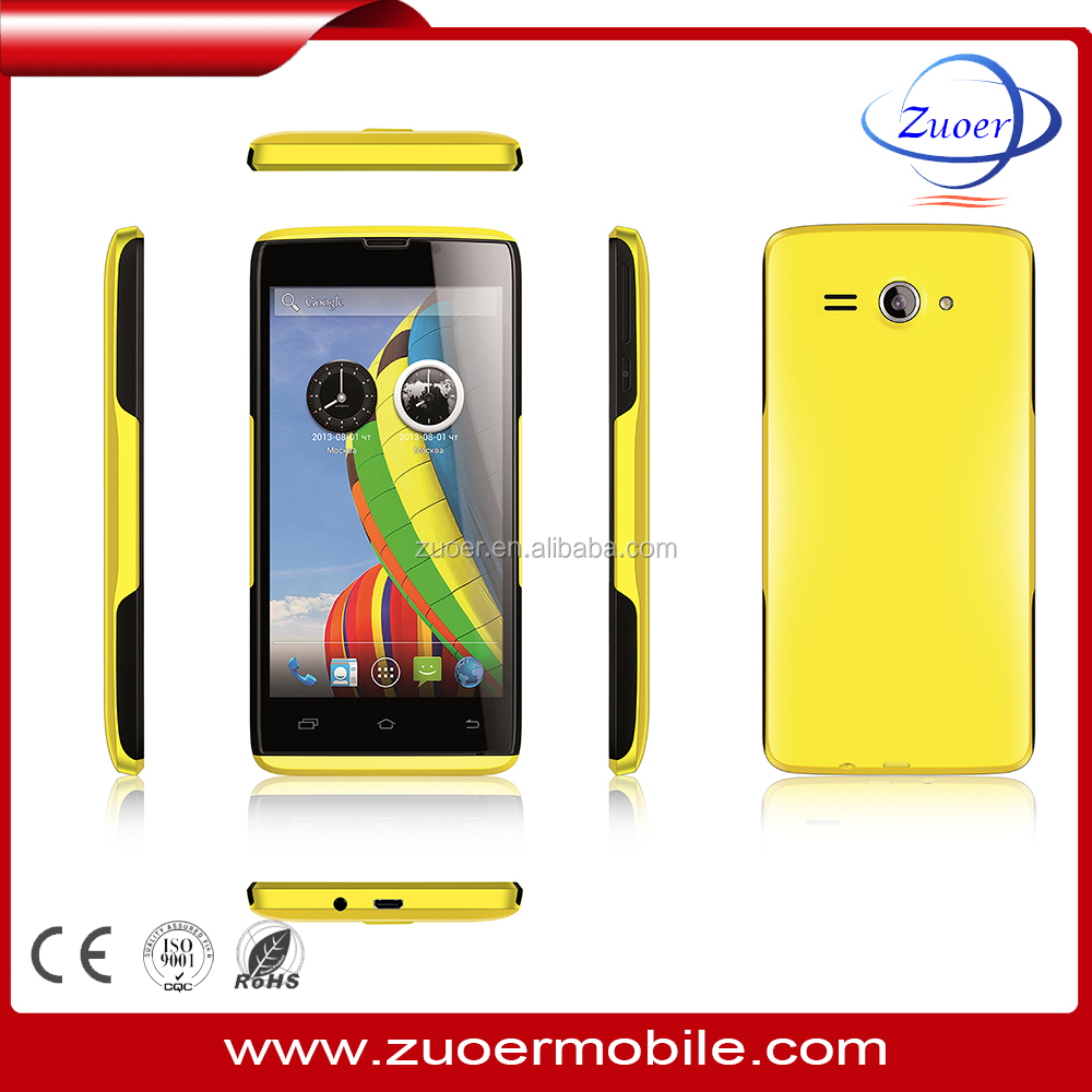 cheapest Dual core 1.2Ghz Processor 5 inch MT6582 5mp Feature smartphone / quad core cheapest unlocked mobile phone
