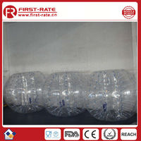 1.5M PVC human inflatable bumper bubble ball