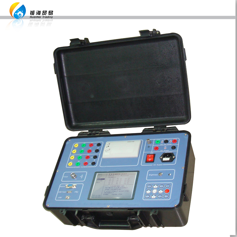 VCB Timer Test Device Vacuum Circuit Breaker Timing Test Equipment