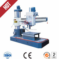 Electromagnetic clutch transmission arm drill/radil dilling machine