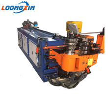 New style cnc full-auto hydraulic steel bar rolling pipe bending machine