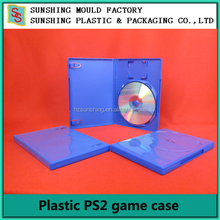 Custom PP plastic PS4 PS3 PS2 Wii XBOX game case