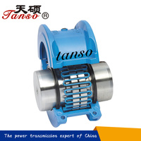 Tanso JS series high efficiency taper grid coupling lovejoy