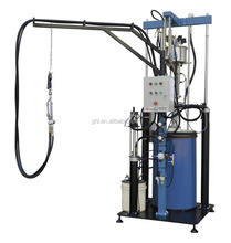 Two Component Pneumatic Sealant Extruder For IG / Silicone Sealant Applicator