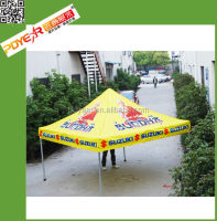 Flame retardant design tents, top roof tents for events, canvas printed tents