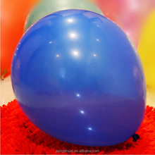 Blue balloons as birthday gift for kids used as kids party toys