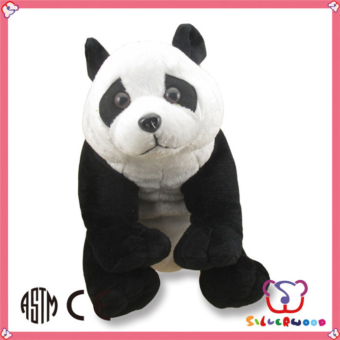 GSV SEDEX Factory cute custom wholesale solar panda toy