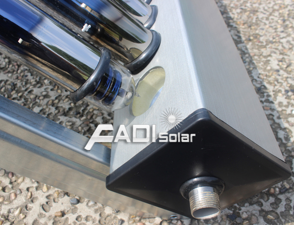 New Design of Solar Water Heating System (135Liter)