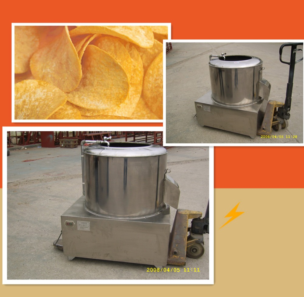New design popular snack potato chips making machine
