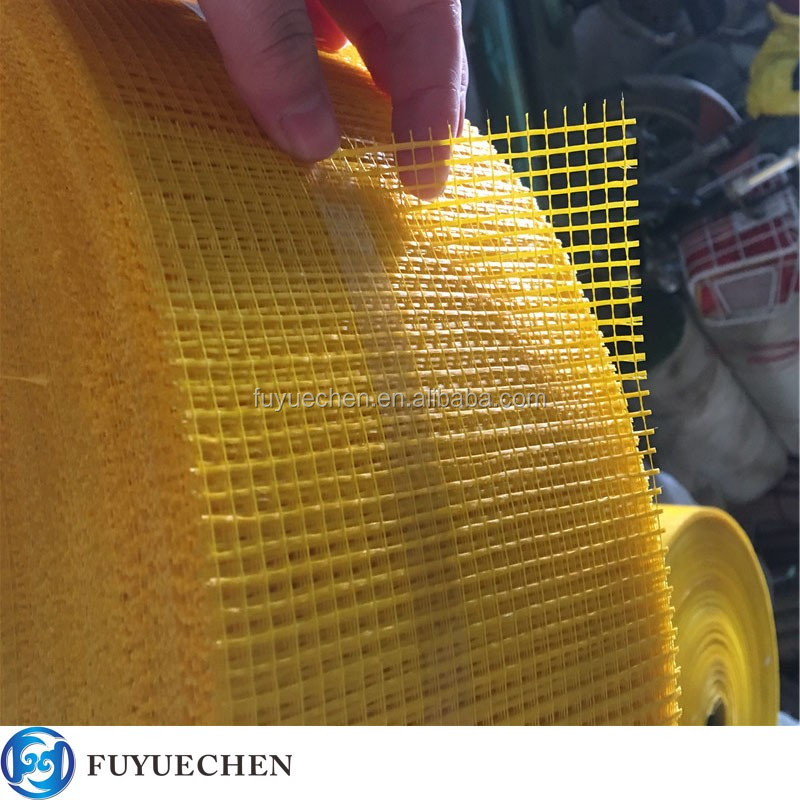 out-side wall reinforcement alkali resistant glass fiber net for fiberglass mesh