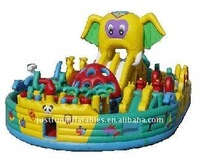 2013 hot sale inflatable fun city
