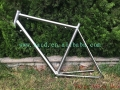 "xacd made titanium road bike frame titanium 1-1/8"" head tube road bike frame"