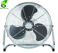 16 inch powerful electric metal floor fan with high velocity #WIN-FE40-C1