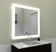 decorator wall tile bath frameless mirror mounting hardware