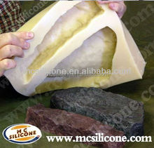 Concrete Veneer Stone Mold Making Liquid Silicone Rubber