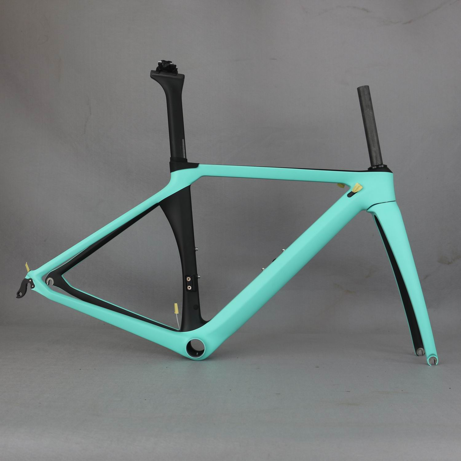 bicycle carbon frame road aero cycling girl frame small frame