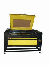 High quality plastic paper mdf wood acrylic leather fabric cnc CO2 laser cutting machine price low