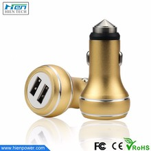 Hot 12V-24V Car Charger 2 Port Adapter 3.1A Big Current