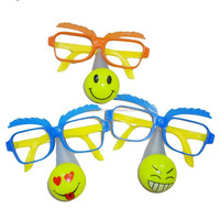 215071188 Novelty glasses with nose