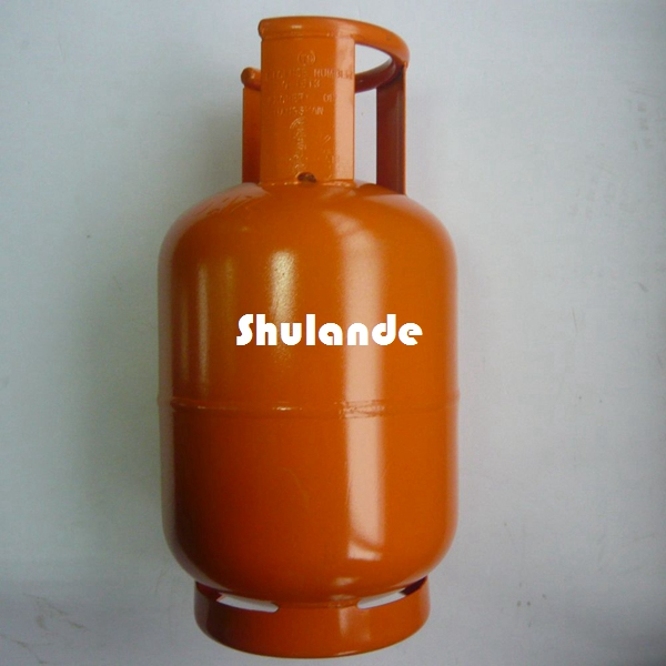 welded refillable liquefied petroleum gas tank for Philippines market