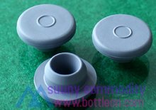 Sc010302 20mm butyl rubber stopper for infusion bottle
