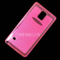 Luxury Flash Powder TPU Gel Cover Mobile Phone Accessories for Samsung Galaxy S4