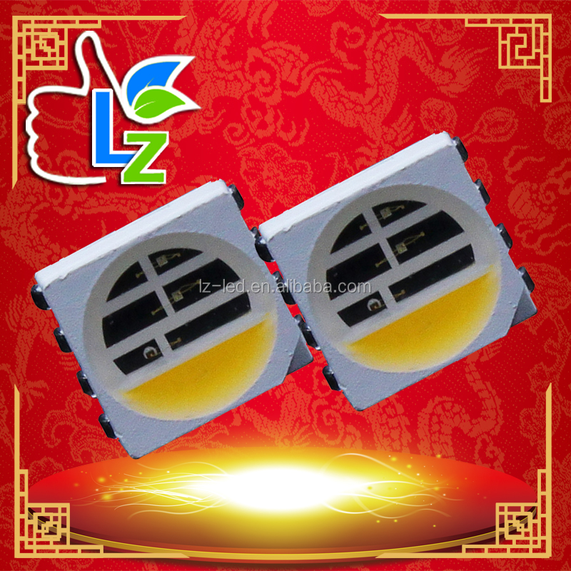 3v smd 5050 chip rgbw led diode