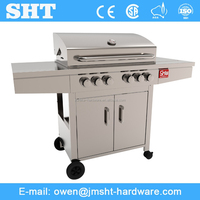 Top Quality Good Price All Stainless Steel Japanese Bbq Grill Stove