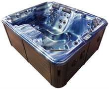 Excellent Design water massage bed for sale hydro baths balboa hot tubs spas for 5 person with 25mm insulation