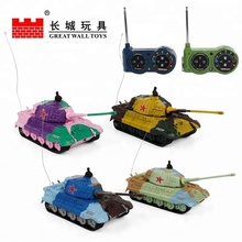 OEM 1:72 electric newest mini toy rc battle tanks