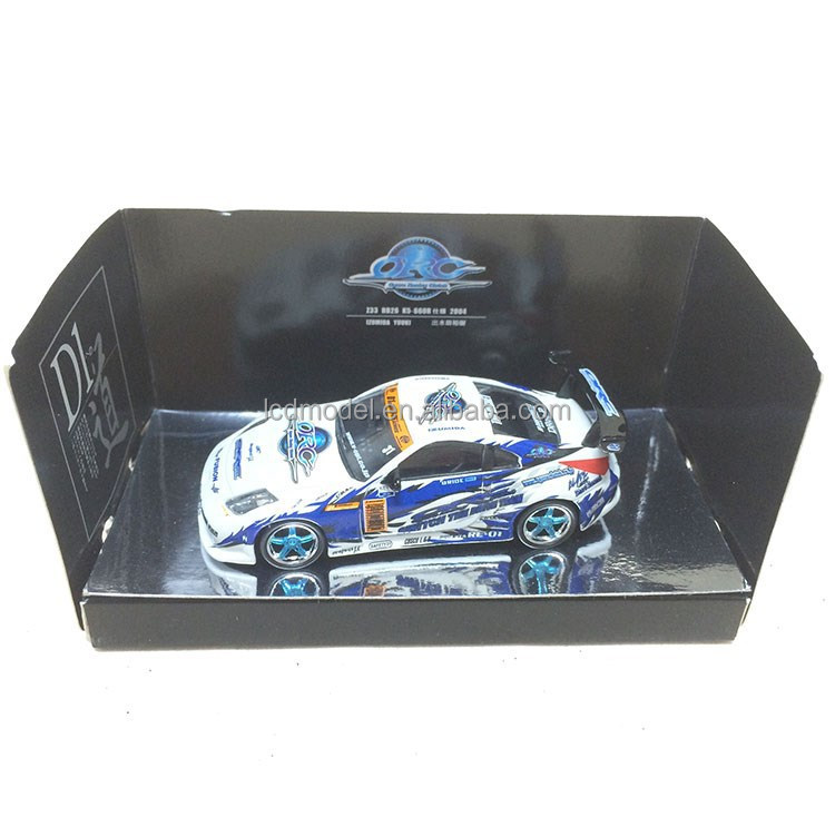 1:43 beautiful painting model car