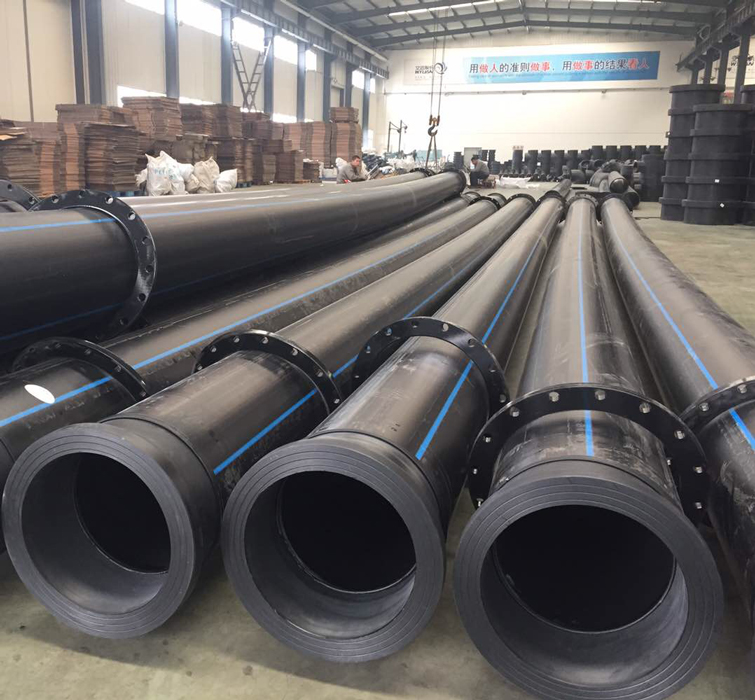 Large Diameter PE Drainage Hdpe Sewer Pipe