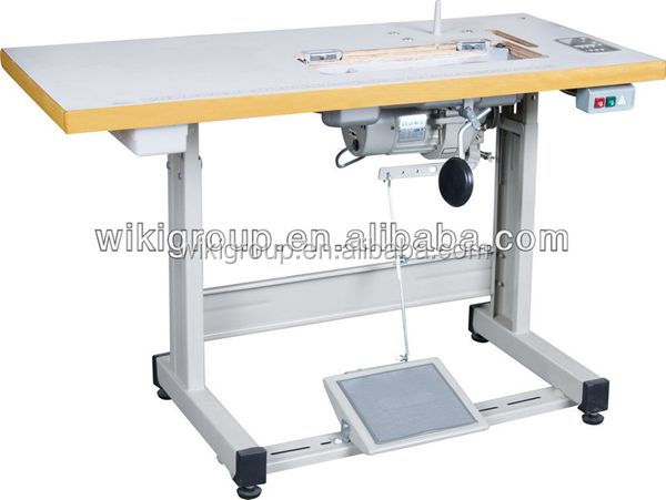 Industrial sewing machine part table and stand sewing machine in dubai hot sale