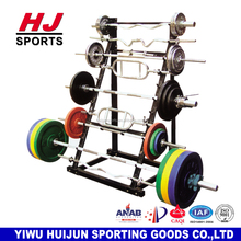 HJ-A196 Commercial Fitness Equipment /Gym/A-Frame Barbell Rack /gym tools