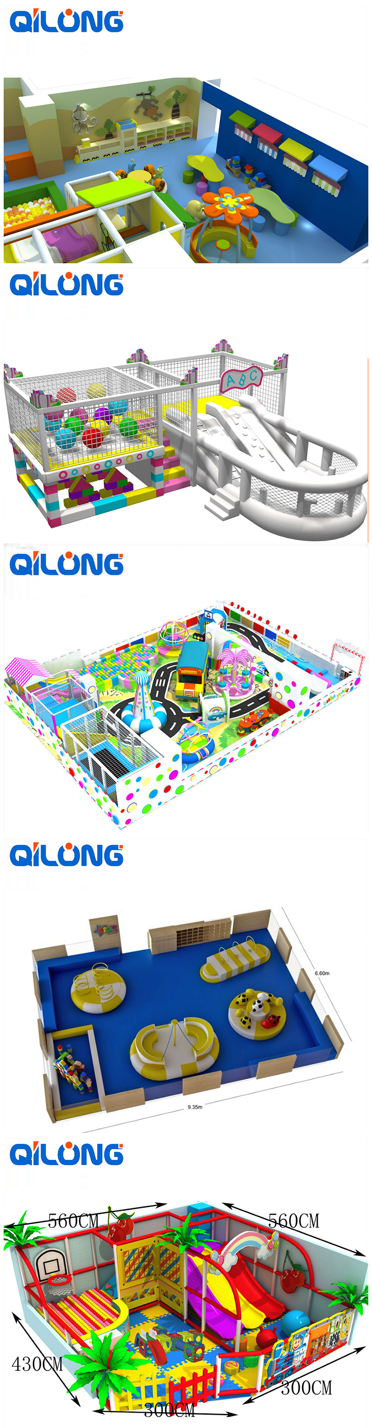 Playground Accessories Children Indoor Soft Play Area