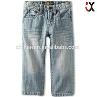 Children Jeans Classic Fit Boy Jeans
