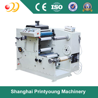 RY320A Roll to roll One Colour Automatic flexo printer machine