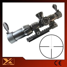 1-6X24 riflescopes hunting red dot scope