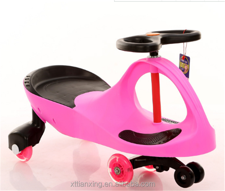 New Arrival Ride On and foot on floor Toys and Car Type baby Swing car
