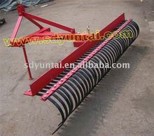 agricultural rake applicable for various soil