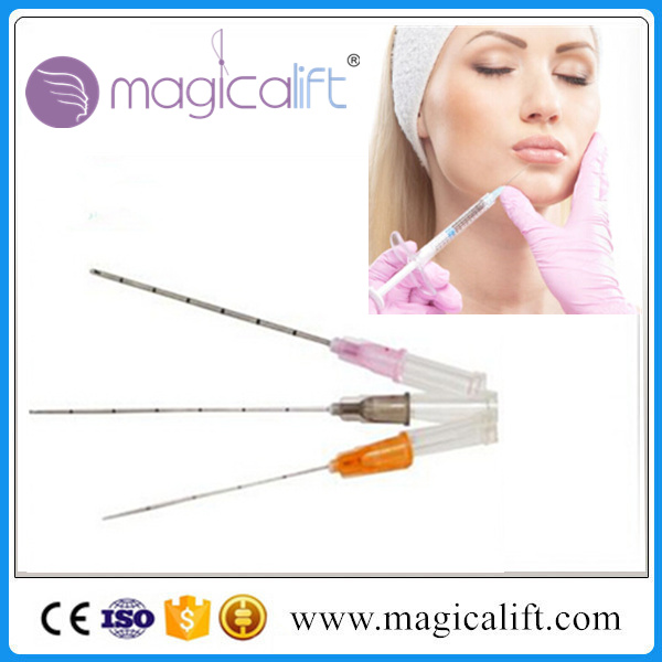 Disposable Micro Blunt Micro Cannula for Derma Filler
