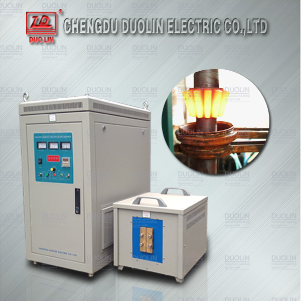 Energy saving and high efficiency induction heater for bearings
