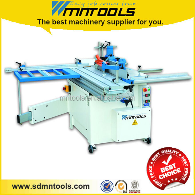 Carpentry universal combinated woodworking machine MTPS-6115G