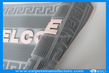 pvc fashion custom marine mats