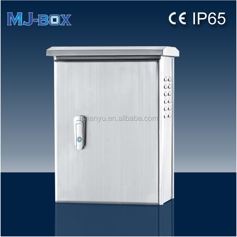 (MJ)factory price outdoor wall mout outdoor waterproof distribution boxN-1