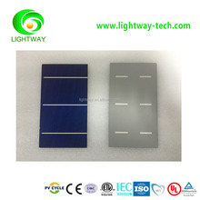 Half-Cut Poly 1/2 3BB A Grade 18.0-18.4% eff.Solar Cell for Halfcut-cell modules