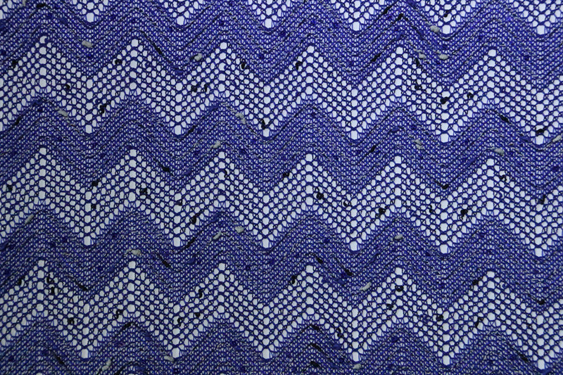 Organic Cotton Polyester Mesh Fabric for Sale