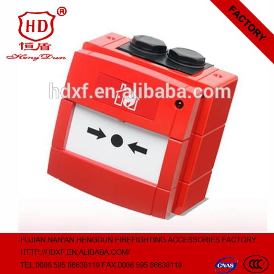 high quality addressable fire alarm call <strong>point</strong> factory price